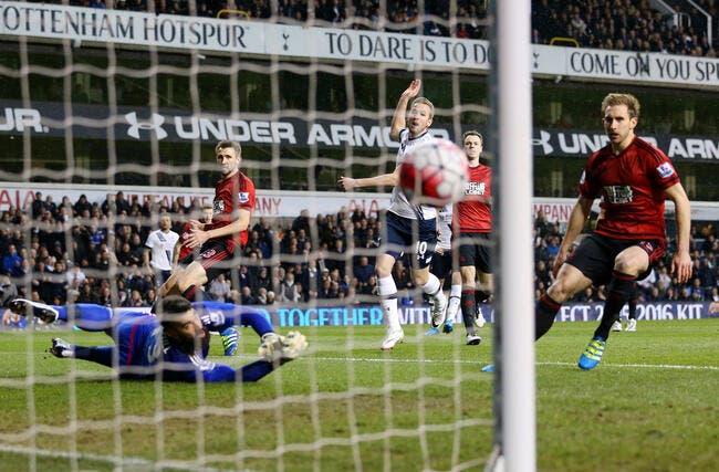 Tottenham craque et offre trois balles de match à Leicester !