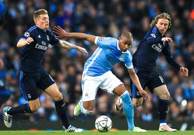 Man City - Real Madrid : 0-0