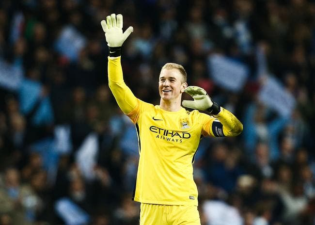 Man City remercie Hart le héros