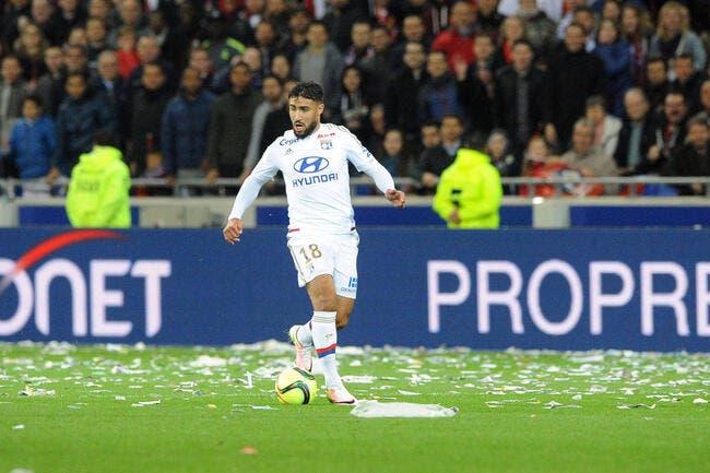 OL : Nabil Fekir convoité au mercato par un grand d'Italie