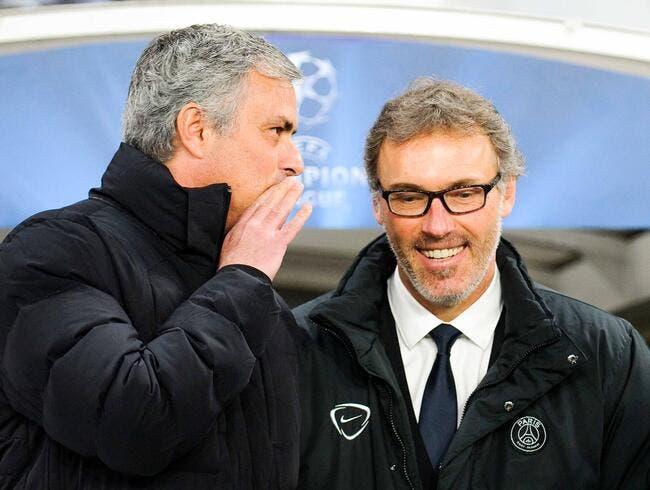 PSG : Laurent Blanc débauché par Man Utd à la place de Mourinho ?
