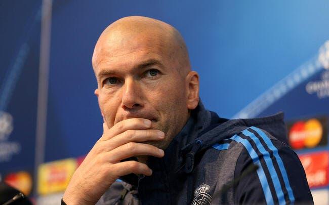 Zidane compte sur Cristiano Ronaldo et Benzema pour finir le boulot