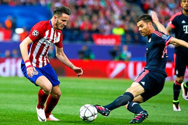 Atlético Madrid - Bayern Munich : 1-0