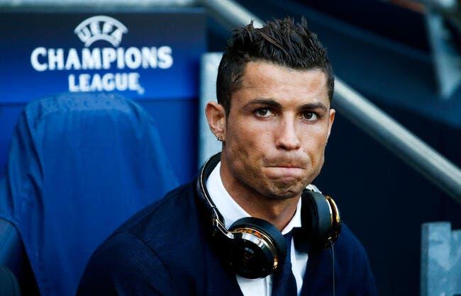 Cristiano Ronaldo fait un aveu sur son absence face à City