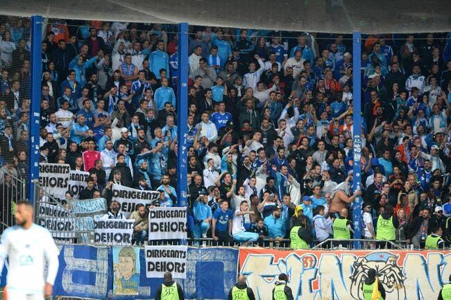 OM : Une excuse ahurissante pour interdire les supporters à Angers