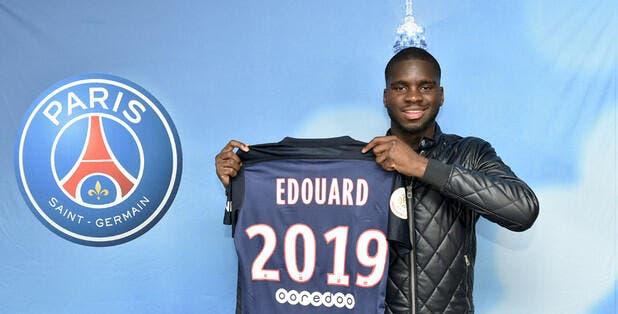 PSG : Odsonne Edouard passe pro au Paris St-Germain