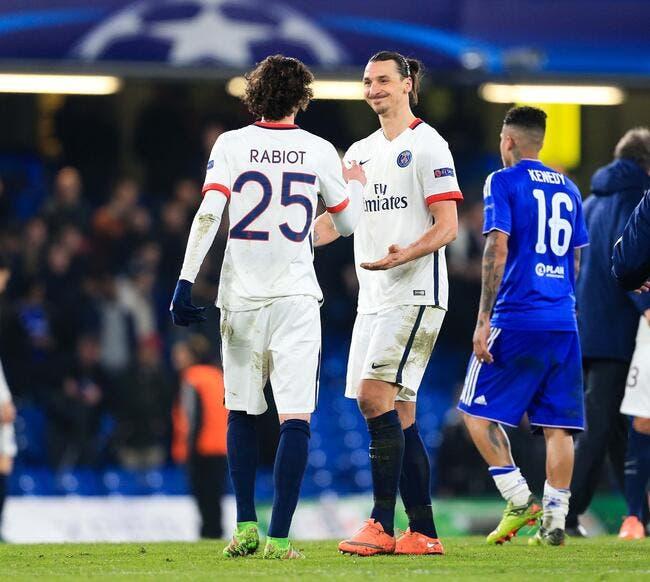 PSG : Thiago Silva évite un gros clash Ibrahimovic-Rabiot