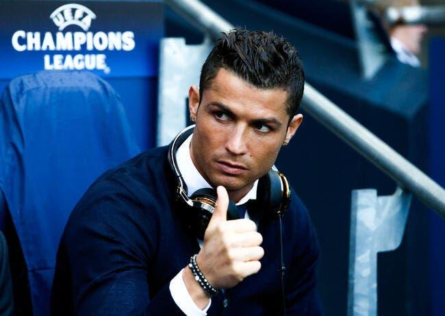 Real: Cristiano Ronaldo forfait à Anoeta, un mal pour un bien