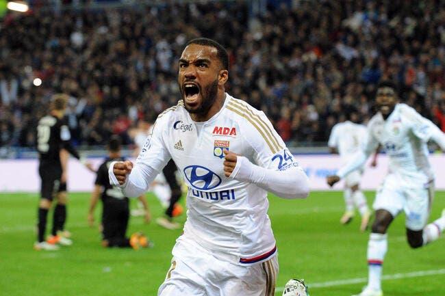 OL: Barcelone? Lacazette préfère rester à Lyon!