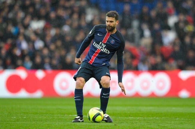 PSG : Le groupe contre Rennes, avec Motta