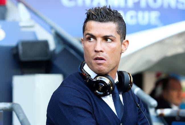 Real Madrid: La blessure de Cristiano Ronaldo pourrait faire une victime