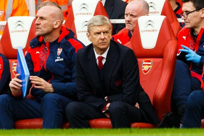 Arsenal: Critiqué, Wenger traite les supporters de marionnettes
