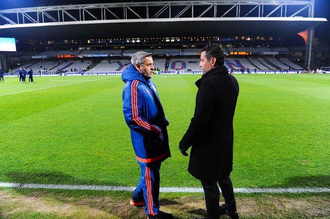 OL: Ni Garde, ni Houllier, une surprise pour le futur manager?