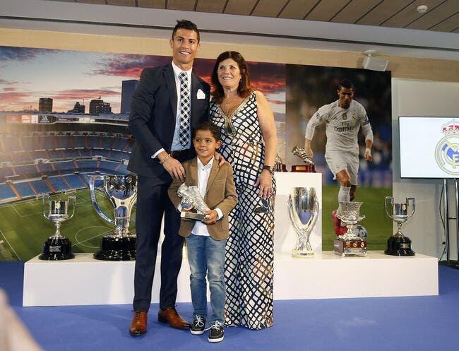 PSG: Cristiano Ronaldo transféré, sa maman dit non
