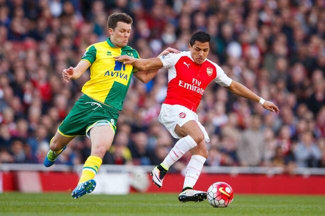 Arsenal - Norwich City : 1-0