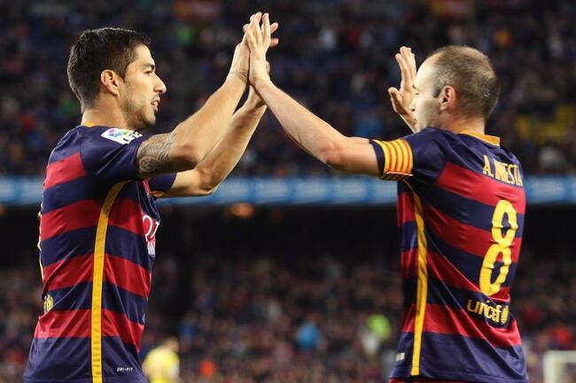 Bétis Séville - FC Barcelone : 0-2