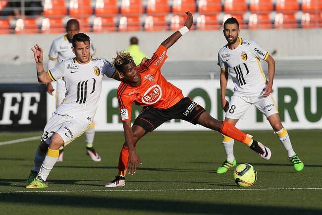 Lorient souffre et c'est la faute du PSG