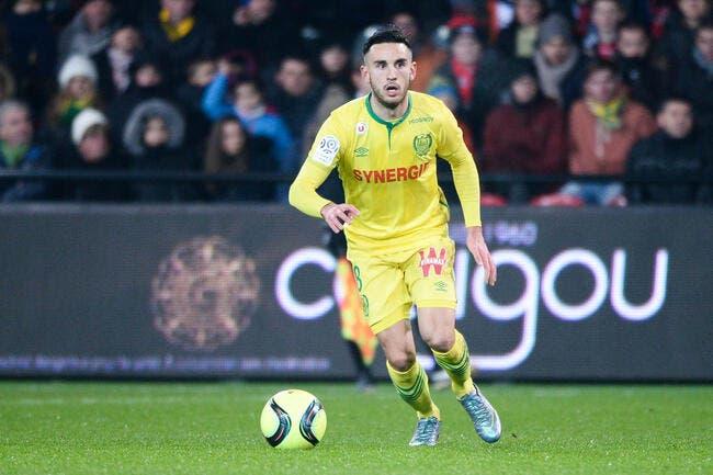 Nice tombe à Nantes, l'OL et Monaco applaudissent