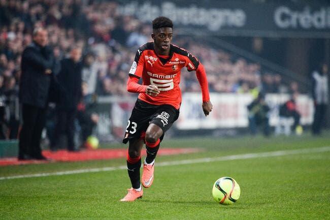 Rennes: Son avenir, le PSG, l'Euro 2016… Dembélé temporise