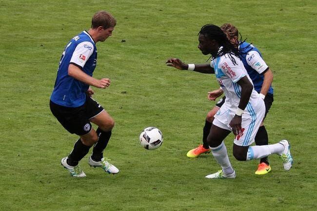 OM : Bafé Gomis espère rester plus qu'une saison à Marseille