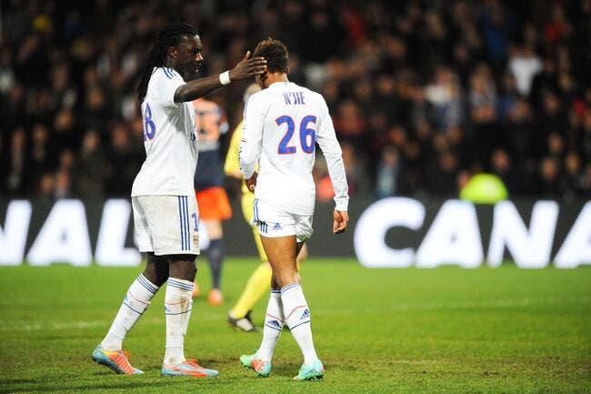 OM : Clinton Njie poussé par Bafé Gomis vers Marseille