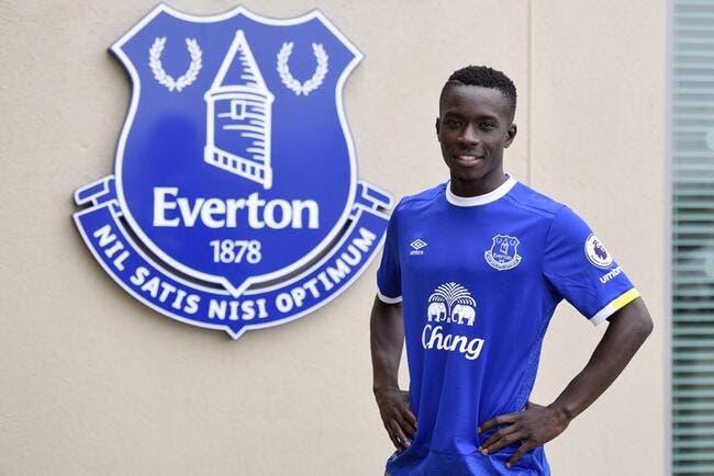 Mercato : Convoité par l'OM, Idrissa Gueye signe à Everton