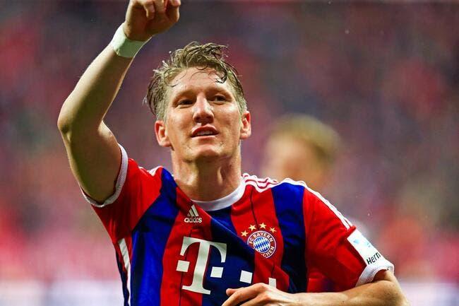 Mercato : Vers un incroyable retour de Schweinsteiger au Bayern Munich