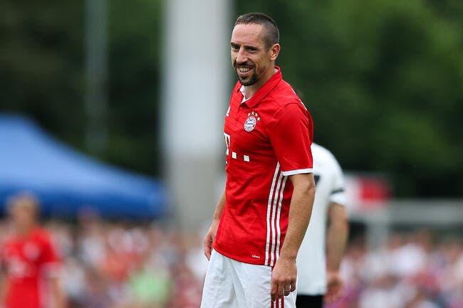 NBA - Foot : Franck Ribéry se reconnait en «Stéphane» Curry