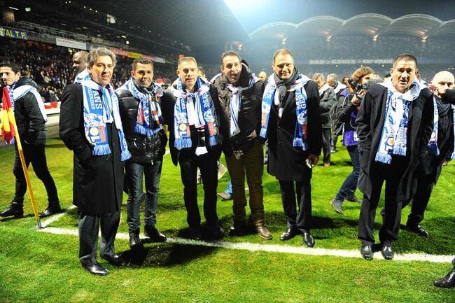 OL : L'Olympique Lyonnais vous présente ses meilleurs vieux