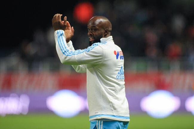 OM : Lassana Diarra à Valence et zéro euro pour Marseille ?