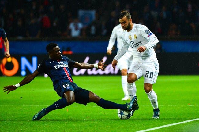 PSG : Paris a payé 25ME au Real Madrid pour Jesé