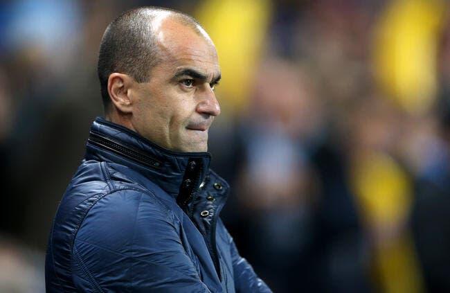 Belgique : Roberto Martinez nommé sélectionneur national