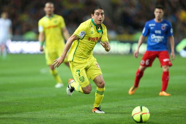 FC Nantes : Bedoya quitte les Canaris et signe à Philadelphie
