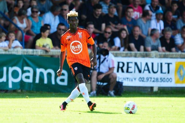 Lorient et Ndong présentent des excuses à Jérémy Ménez et Bordeaux