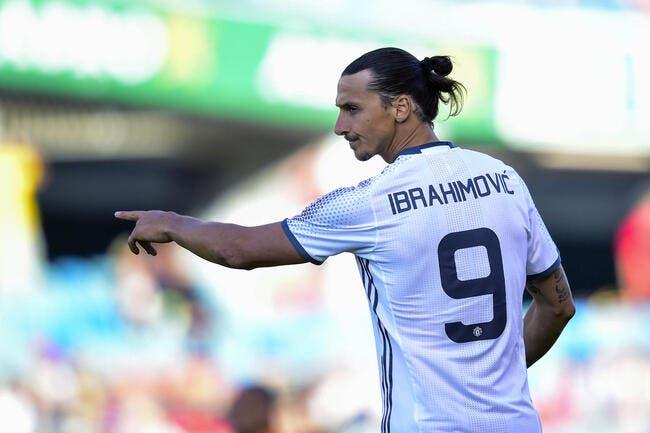 Man United: Ibrahimovic sait qui est le boss à MU