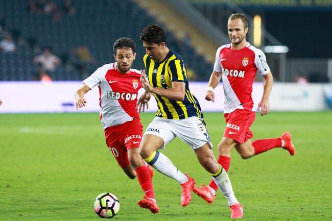 Monaco - Fenerbahçe : Les compos (20h45 sur BeInSports 1)