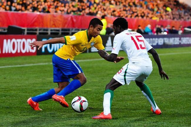 Officiel: Après Sané, Man City récidive avec Gabriel Jesus!