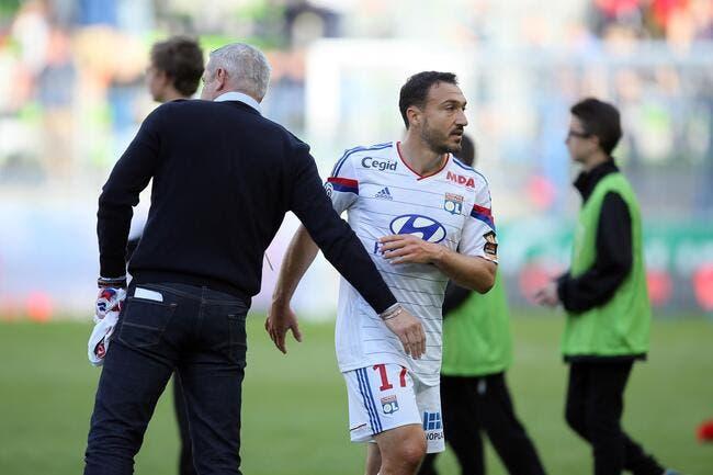 OL : Malbranque aurait bien aimé finir à Lyon, mais...