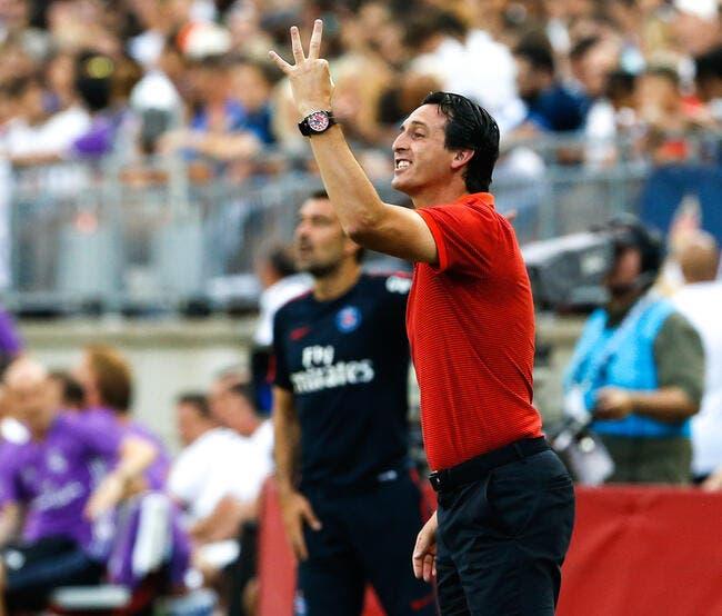 PSG : Emery demande aux supporters de composer l'équipe contre l'OL