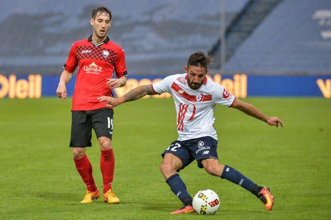 EL : La compo de Lille contre Qabala (19h en direct sur Ma Chaîne Sport)