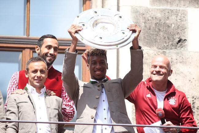 Mercato : Le Bayern Munich va payer 21ME pour Kingsley Coman