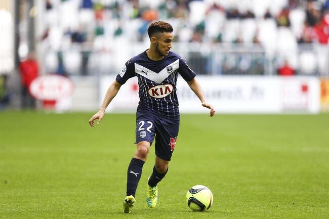 Officiel: Bordeaux protège Ounas