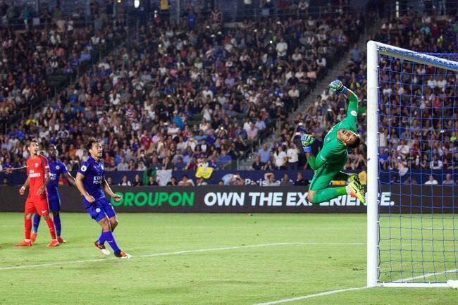 PSG : Areola numéro 1 contre l'OL, Emery pousse Trapp sur le banc !