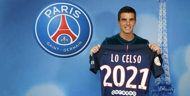 PSG : Lo Celso «fait penser à Zidane» au Paris SG