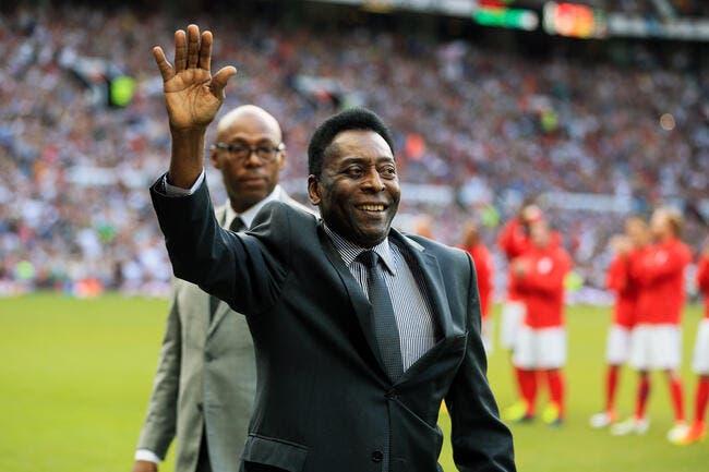 JO 2016: Pelé est malade, il renonce à la cérémonie d'ouverture