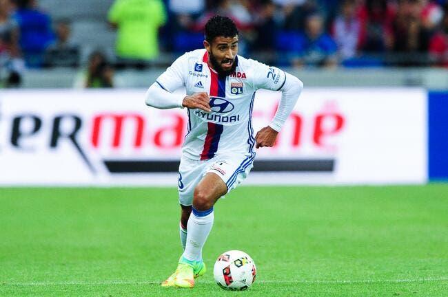 OL : Nabil Fekir tord le cou aux rumeurs sur Lyon et le PSG