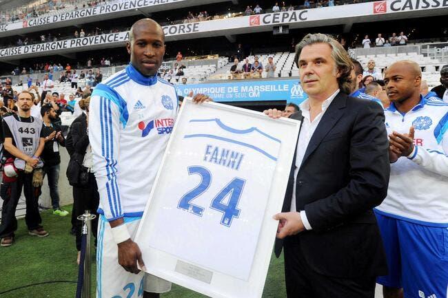 OM : Et l'on reparle de Rod Fanni à Marseille