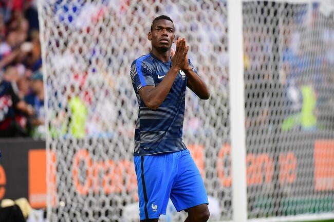Pogba revient à Man United pour l'or, pas pour l'argent