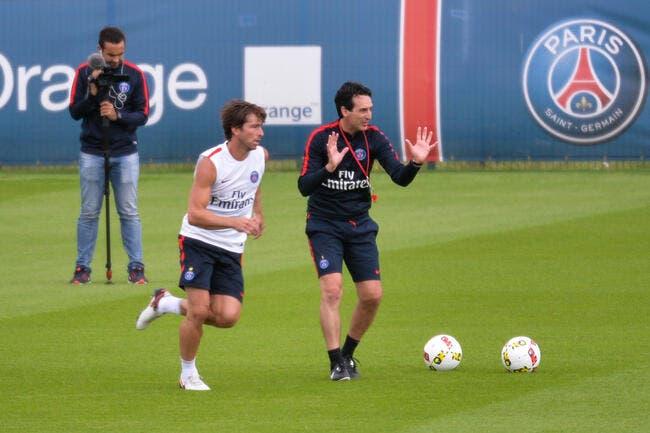 PSG: Le domaine où Emery ridiculise Laurent Blanc
