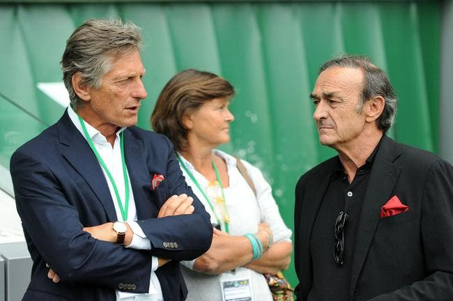 Bordeaux : Triaud n'a rien à reprocher au PSG, mais il tacle Monaco